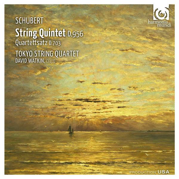 Tokyo String Quartet - Schubert: String Quintet D.956, Quartettsatz D.703