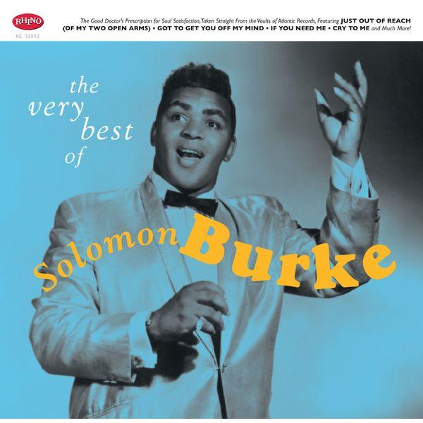 Solomon Burke - The Very Best of Solomon Burke