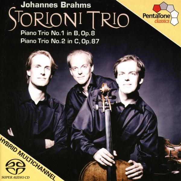 Storioni Trio - Brahms, J.: Piano Trios Nos. 1 and 2