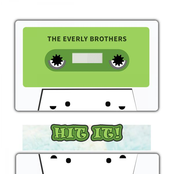The Everly Brothers - Hit It