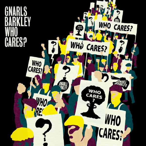 Gnarls Barkley|Who Cares? / Gone Daddy Gone