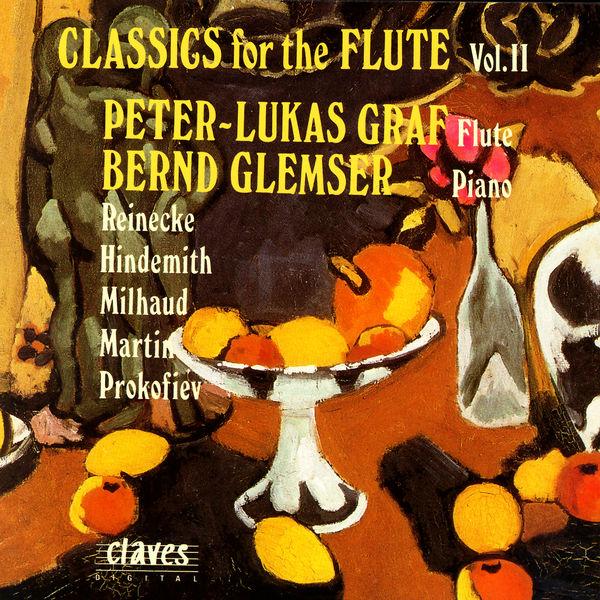 Peter-Lukas Graf - Classiques pour flûte (Volume 2)