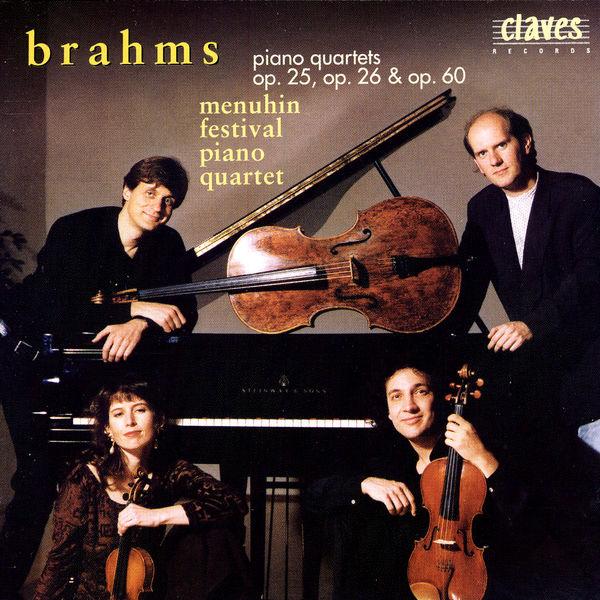 Johannes Brahms - Quatuors pour piano (Intégrale)