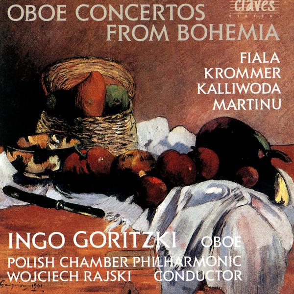Ingo Goritzki - Oboe Concertos from Bohemia