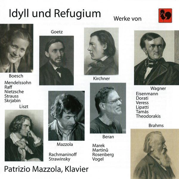 Franz Liszt - Idyll und Refugium