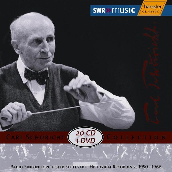 Radio-Sinfonieorchester Stuttgart des SWR Carl Schuricht Edition