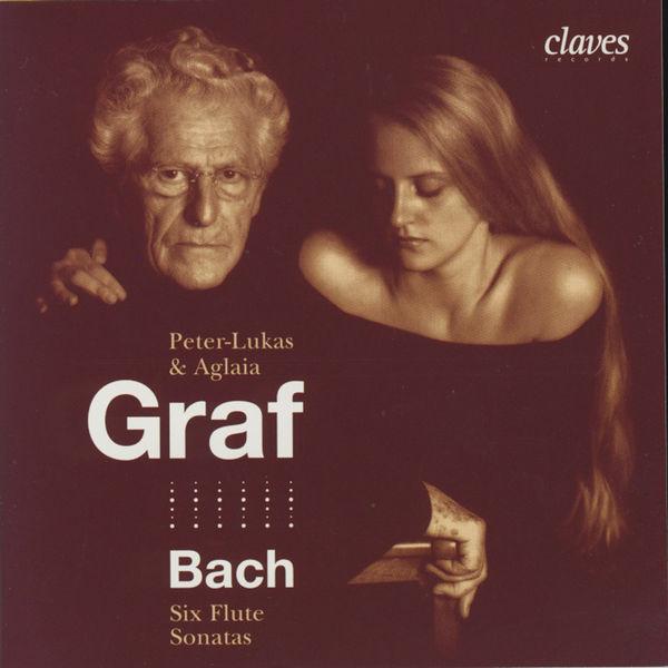 Peter-Lukas Graf - Bach: Six Flute Sonatas