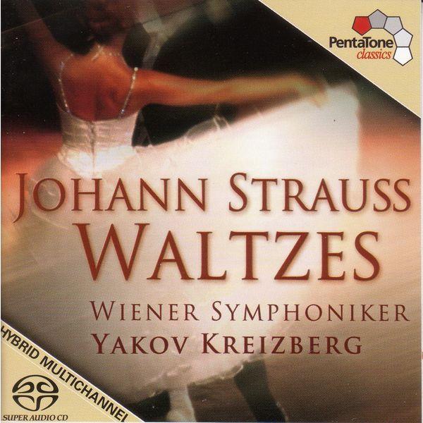 Wiener Symphoniker - STRAUSS: Waltzes