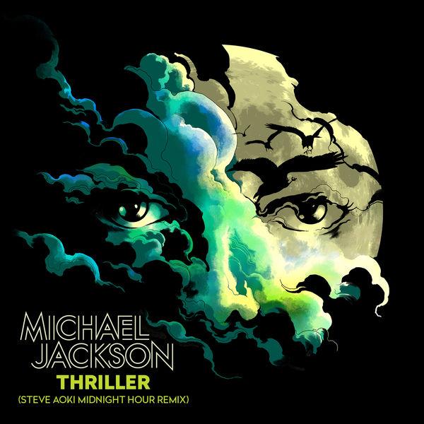 Michael Jackson - Thriller (Steve Aoki Midnight Hour Remix) (Radio Edit)