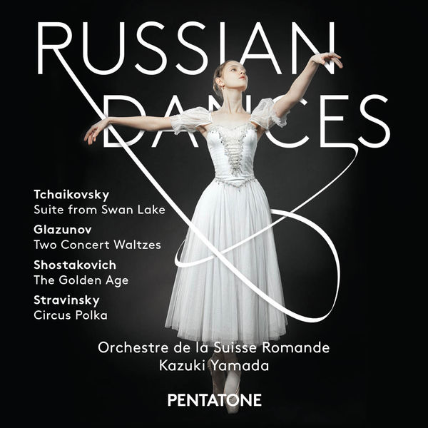Orchestre De La Suisse Romande - Russian Dances (Tchaikovsky, Glazunov, Stravinsky...)