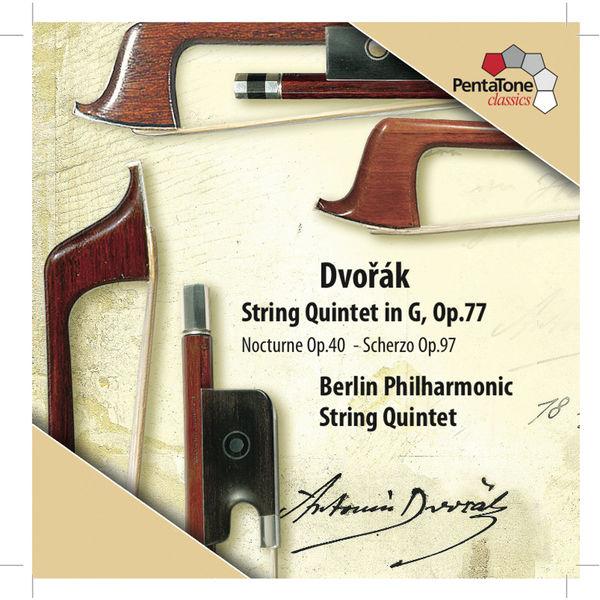 Berlin Philharmonic String Quintet - Dvořák: String Quintets