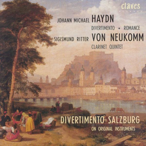 Divertimento Salzburg - J.M Haydn/Von Neukomm