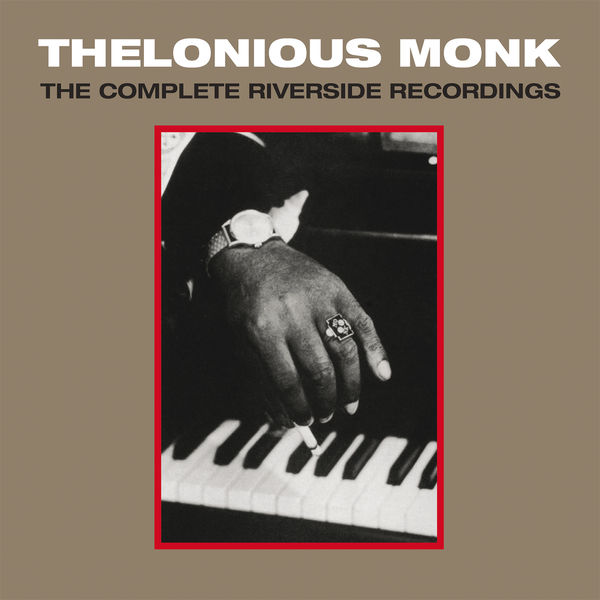 Thelonious Monk - The Complete Riverside Recordings (15 CD)