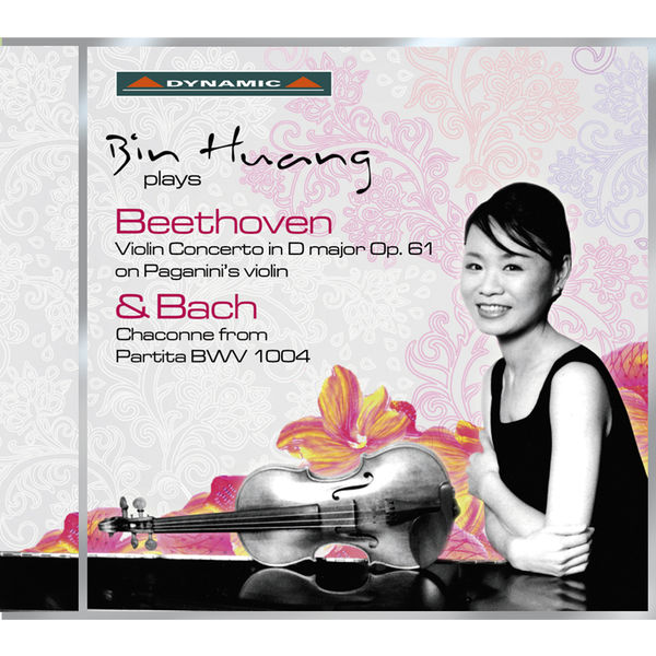 Bin Huang - Bin Huang plays Beethoven and Bach