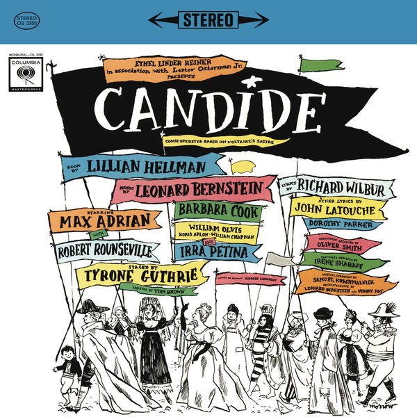 Leonard Bernstein - Candide (Original Broadway Cast Recording)
