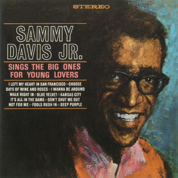 Sammy Davis, Jr. - Sings The Big Ones For Young Lovers
