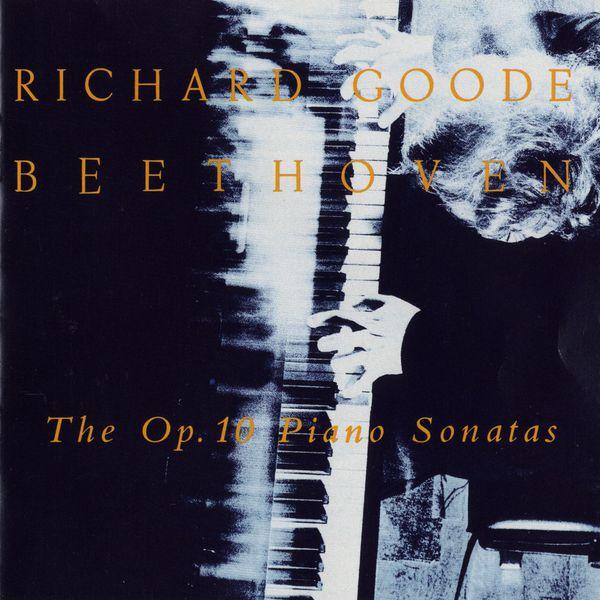 Richard Goode - Beethoven: The Op. 10 Piano Sonatas