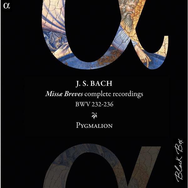 Raphaël Pichon - Bach: Missæ Breves, BWV 232-236 (Complete Recordings)