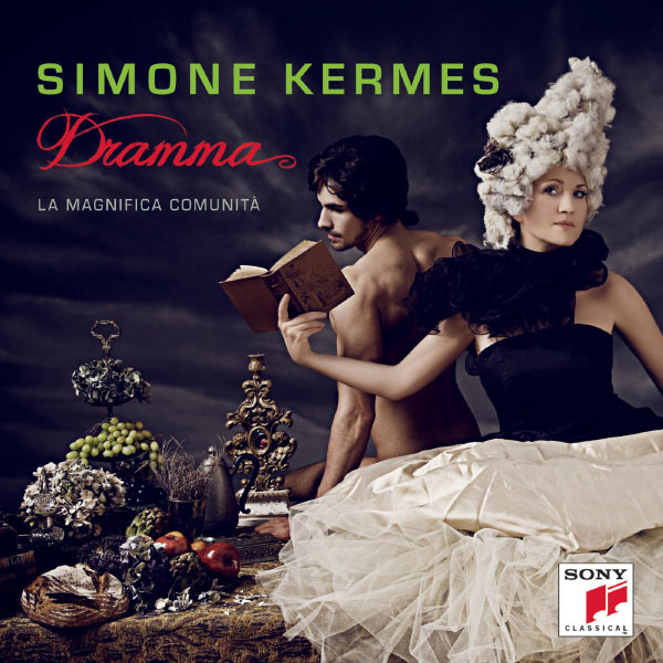 Simone Kermes - Dramma (Airs de De majo, Porpora, Leo, Hasse, Pergolèse, Handel)