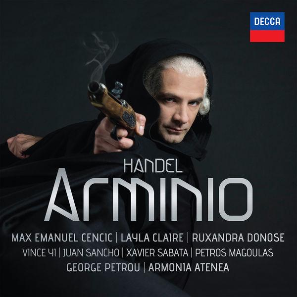Max Emanuel Cencic - Handel : Arminio