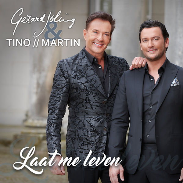 Tino Martin And Gerard Joling Laat Me Leven