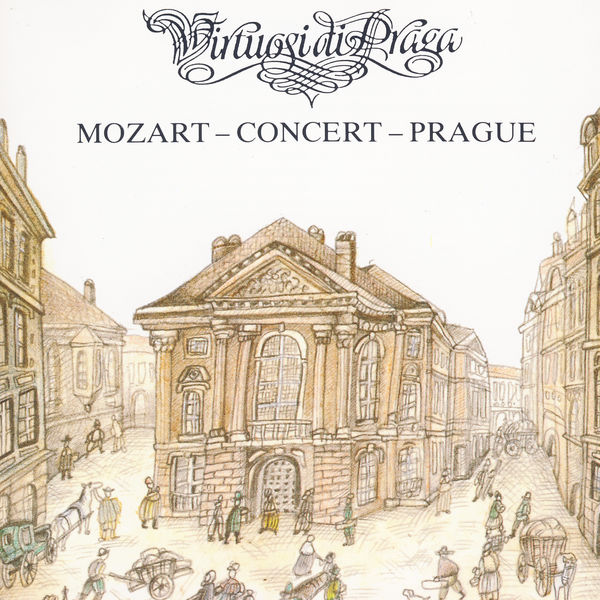 Virtuosi Praga - Mozart - Concert - Prague