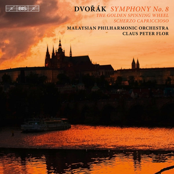 Claus Peter Flor - Dvorák: Symphony No. 8 - The Golden Spinning Wheel - Scherzo Capriccioso