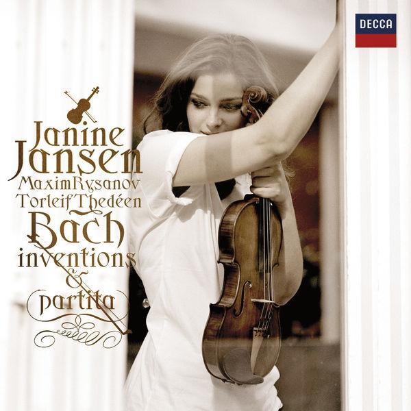 Janine Jansen - Bach: Inventions & Partita