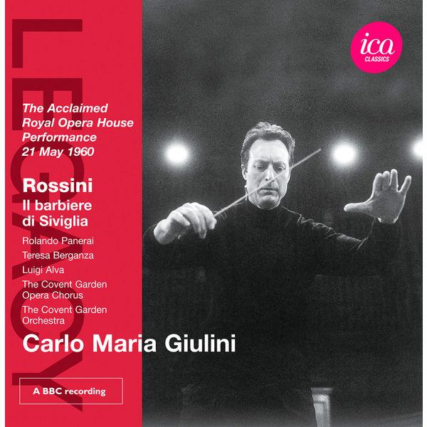 Carlo Maria Giulini - Le Barbier de Séville (Intégrale)