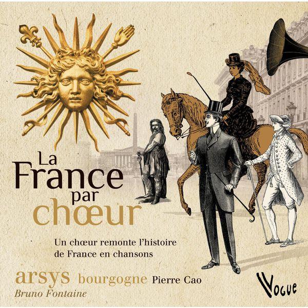 Arsys Bourgogne|La France par Choeur