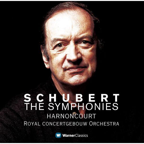 Nikolaus Harnoncourt - Schubert : Symphonies Nos 1 - 9 [Complete]