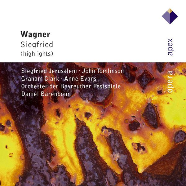Daniel Barenboim - Wagner : Siegfried [Highlights]  -  Apex
