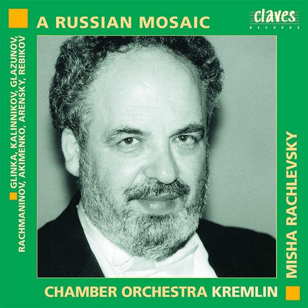 Mikhail Glinka|A Russian Mosaic