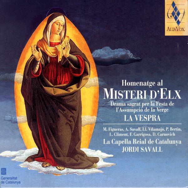"""Montserrat Figueras - Homenatge al Misteri d'Elx (Hommage au """"Mystère d'Elche"""")"""