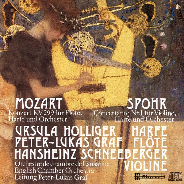 Ursula Holliger - Concertos pour flûte et violon