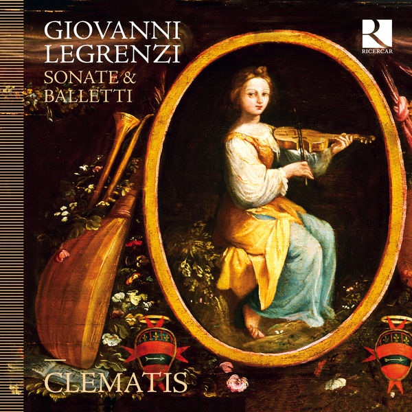 Clematis - Giovanni Legrenzi : Sonate & balletti