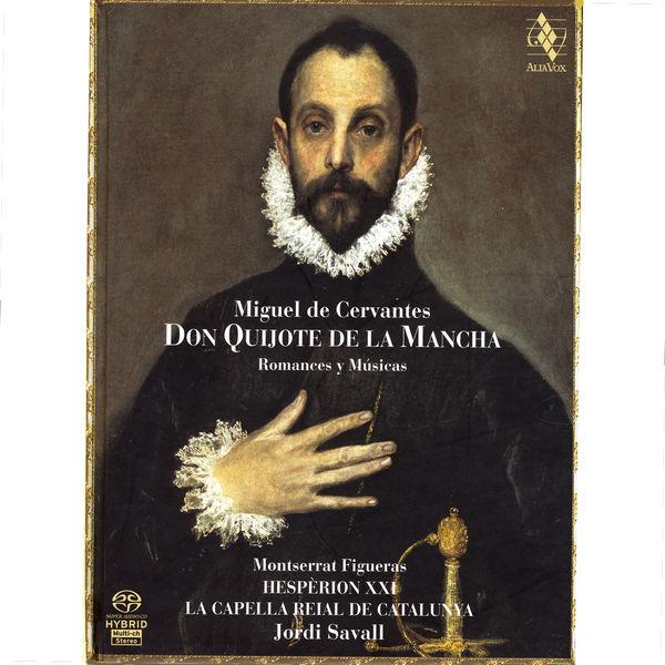 Montserrat Figueras - Don Quijote de la Mancha : Romances y Músicas