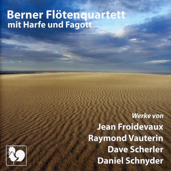 Jean Froidevaux - Froidevaux - Vauterin - Scherler - Schnyder: Vier Schweizer Komponisten entdecken die Welt (Four Swiss Composers Exploring the World)