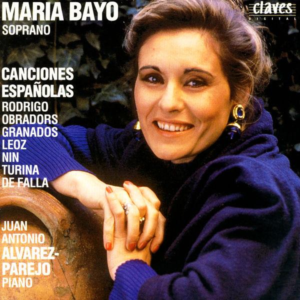 Joaquín Rodrigo - Canciones Españolas