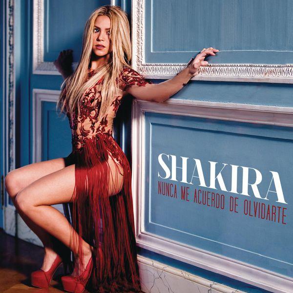 Shakira nunca me acuerdo de olvidarte | shakira, olvidarte y musica.