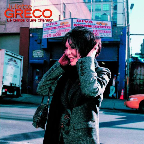 Juliette Gréco - Le Temps d'une chanson