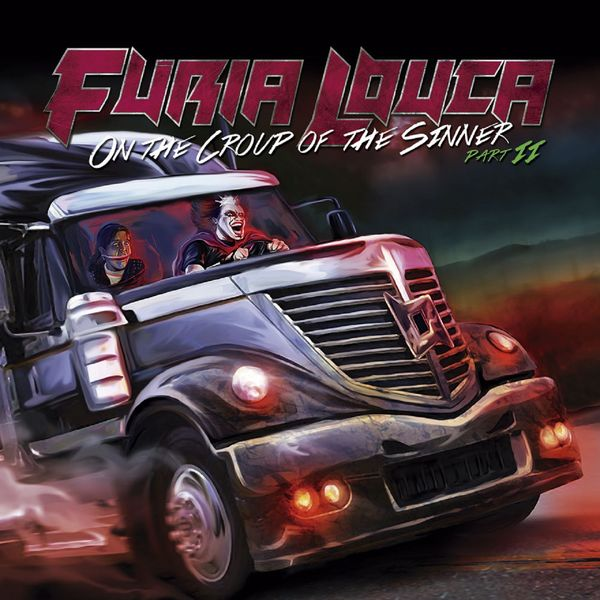 Fúria Louca - On the Croup of the Sinner, Pt. 2
