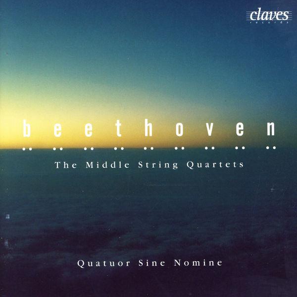 Ludwig van Beethoven - Beethoven: String Quartets Op. 59, Op. 74 & Op. 95
