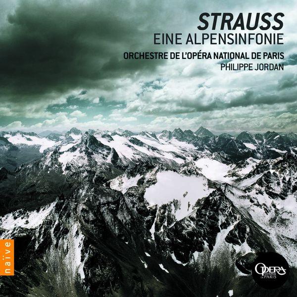 Philippe Jordan - Strauss: Eine Alpensinfonie