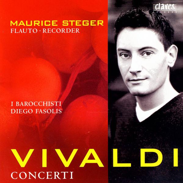 Antonio Vivaldi - Concertos pour flûte à bec