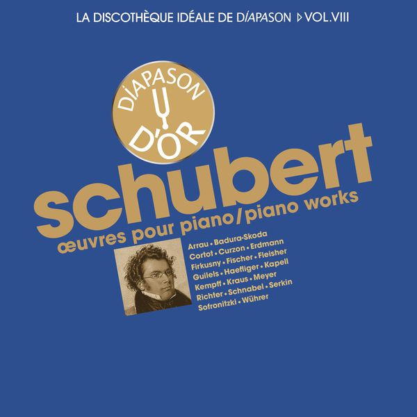 Various Interprets - Schubert : Oeuvres pour piano