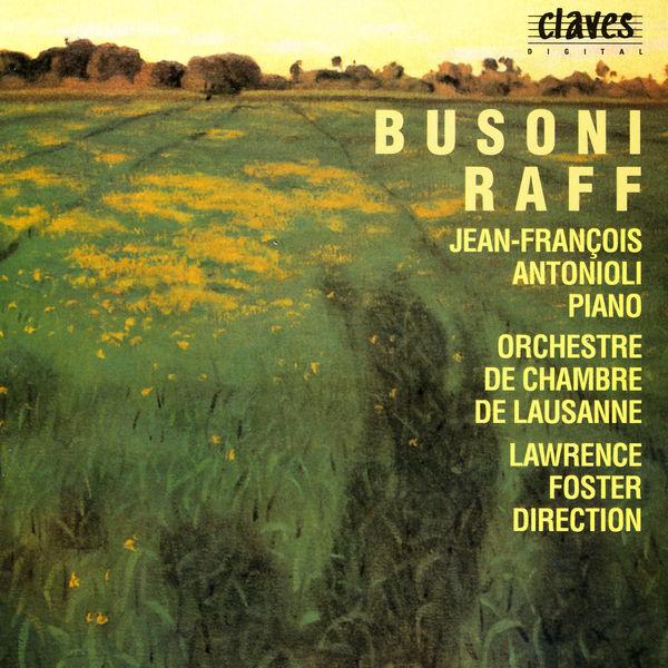 Jean-François Antonioli - Musique pour piano et orchestre