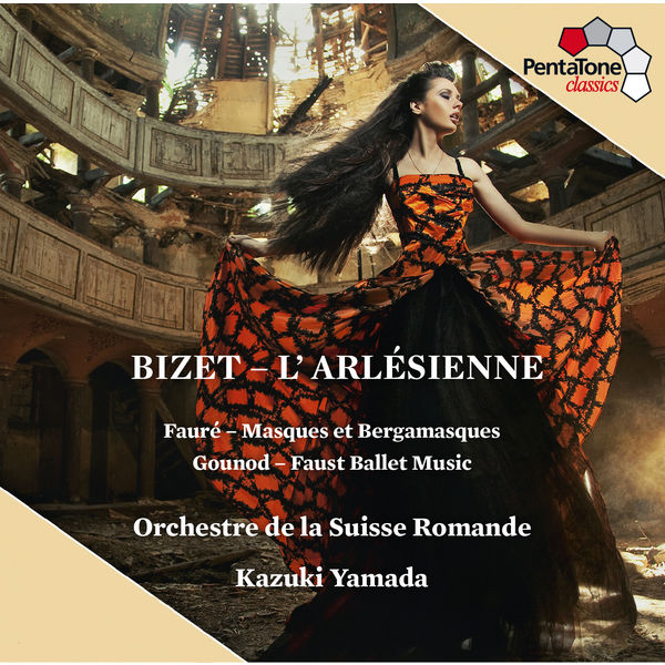 Orchestre De La Suisse Romande - L'Arlésienne (Suites), Masques et Bergamasques, Ballet de Faust