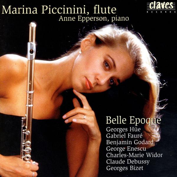 Marina Piccinini - Flute Recital: Paris, Belle Epoque