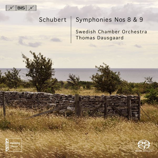 Thomas Dausgaard - Schubert, F.: Symphonies Nos. 8 and 9